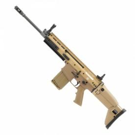 Puška samonabíjecí FN USA, model SCAR 17s, ráže 308 Win., barva písková