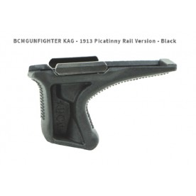 BCMGUNFIGHTER™ Kinesthetic Angled Grip - Picatinny 1913, BLK