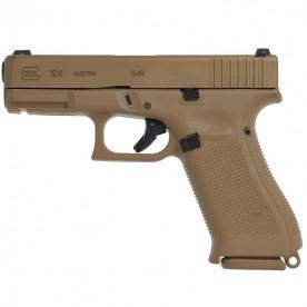 Glock 19X, ráže 9 mm Luger