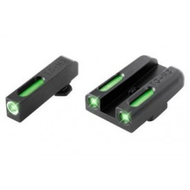 Mířidla TRUGLO TFX (Tritium/Fiberoptic) pro Glock