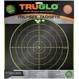 Truglo TARGET 12x12  6PK