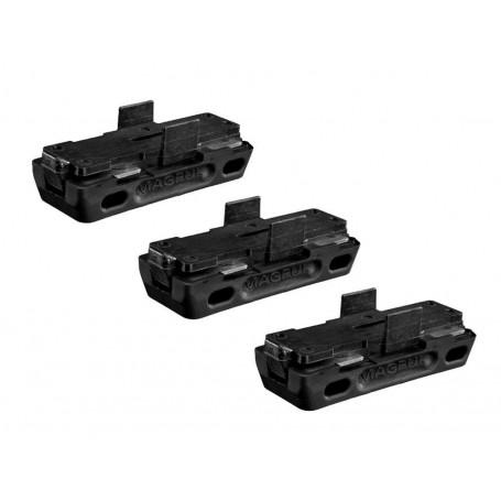 Botka Magpul L-plate pro zásobník AR15 - černá
