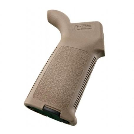 Pistolová rukojeť AR-15 MOE FDE