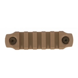 BCMGUNFIGHTER™ KeyMod Nylon Rail, 3-inch - Flat Dark Earth