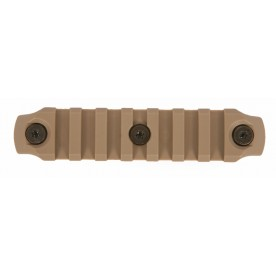 BCMGUNFIGHTER™ KeyMod Nylon Rail, 4-inch - Flat Dark Earth
