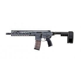 """Sig Sauer MCX Virtus 223 rem. hlaveň 11,5"""" v sestavě se sklopnou pažbou SBX Pistol Stabilizing Brace"""