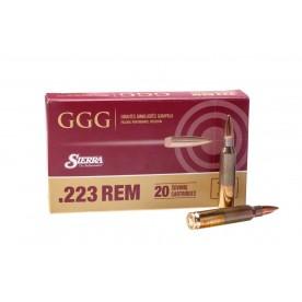 GGG Náboj 223 REM střela HPBT 69gr.