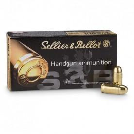 Náboje SB 9mm Subsonic 9,7g 50ks.