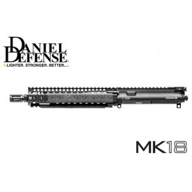 Upper Daniel Defense MK 18, Ráže 223rem. Black