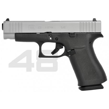 Glock 48 pistole samonabíjecí 9mm