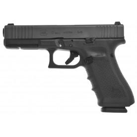 Glock 17 gen4, (FS), ráže 9 mm Luger, černý rám