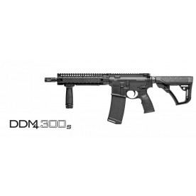 Daniel Defense DDM4 300 S Blackout