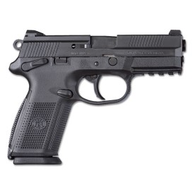 Pistole FN USA, model FNX-9, ráže 9 mm Luger, polymerový rám, závěr černý