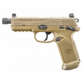 Pistole FN USA, model FNX™-45 Tactical, barva FDE