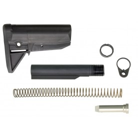 BCMGUNFIGHTER™ Stock Kit - Mod 0 - Wolf Gray