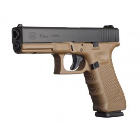 Glock 17 gen4 FDE, ráže 9 mm Luger