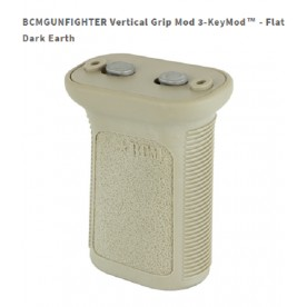 BCMGUNFIGHTER™ Vertical Grip - KeyMod™ - Mod 3