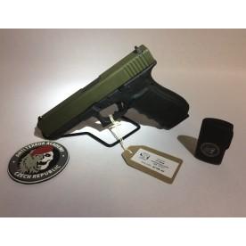 Pistole Glock, model 21 gen4, ráže .45 ACP, cerakote OD Green (ATAC)