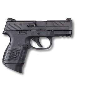 FN USA, model FNS™-9 Compact, barva černá