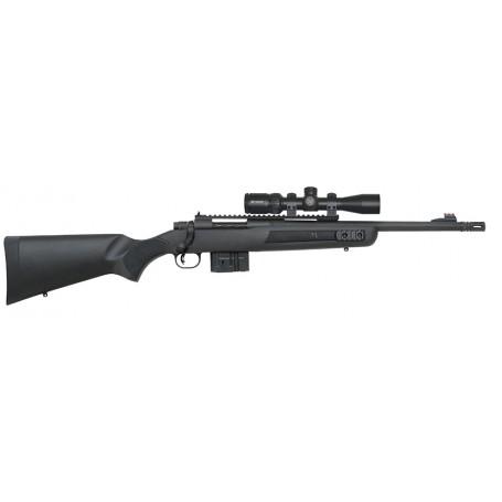 Opakovací puška Mossberg MVP Scout Rifle Scoped Combo + Vortex 2-7x32mm Scope