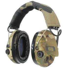 Sluchátka MSA SORDIN / Supreme  Pro -X multicam , gel,  camo
