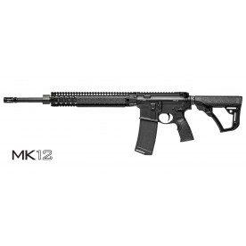 Puška samonabíjecí Daniel Defense, model MK12
