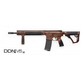 Puška samonabíjecí Daniel Defense, model V5™ S (Mil Spec +®)
