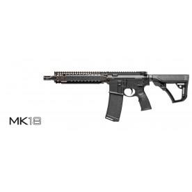 Puška samonabíjecí DANIEL DEFENSE, model MK18, ráže 223 Rem., barva FDE