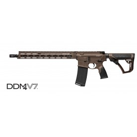 Puška samonabíjecí Daniel Defense, model V7™ (Mil Spec +®)