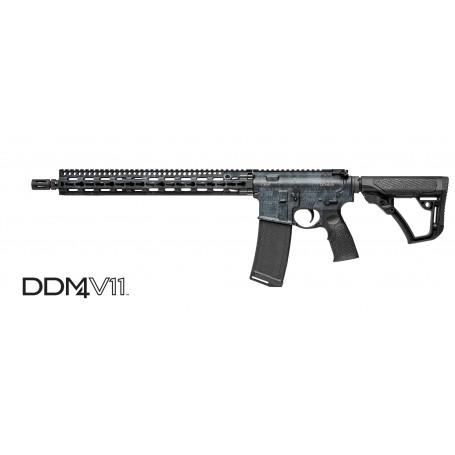 Puška samonabíjecí Daniel Defense, model V11™ (Kryptek Typhon)
