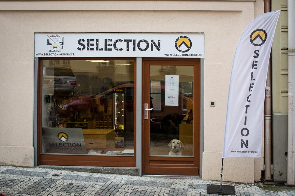 Prodejna Selection